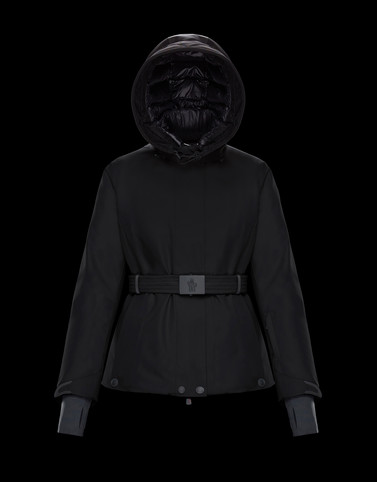 LAPLANCE Black Category Outerwear Woman