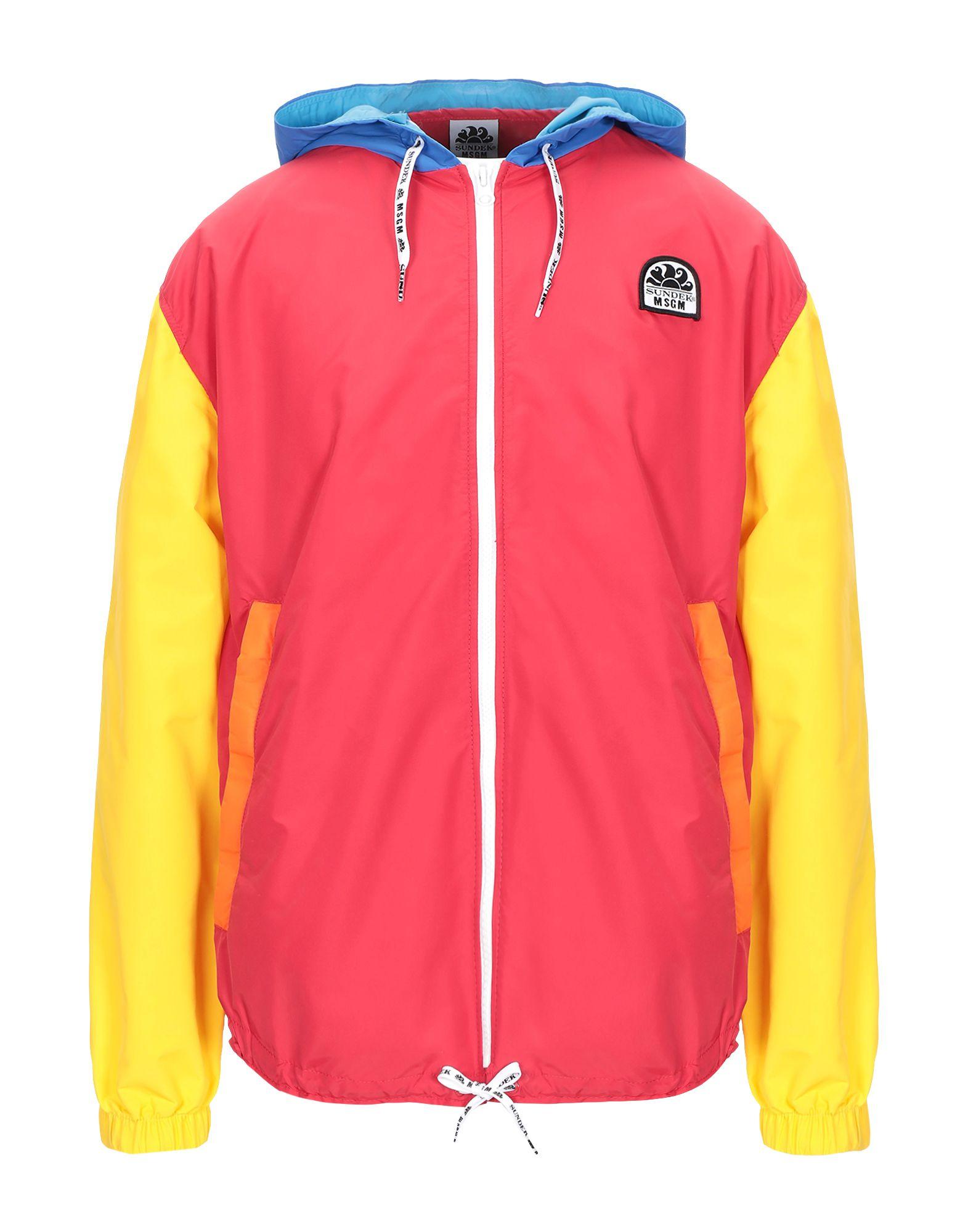 MSGM x SUNDEK Куртка