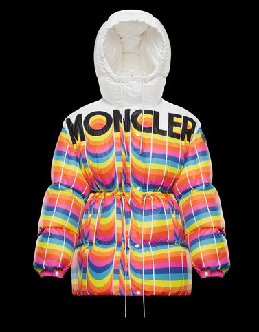 MIA Multicoloured 0 Moncler Richard Quinn Woman