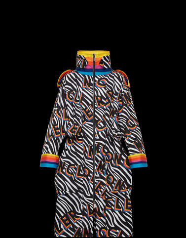 AVA Multicoloured 0 Moncler Richard Quinn Woman