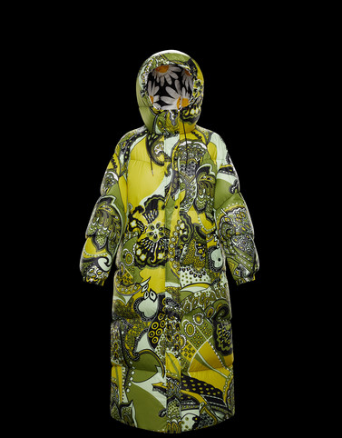 TIPPI Multicoloured Category Parka Woman