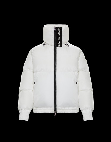 INDE White Short Down Jackets