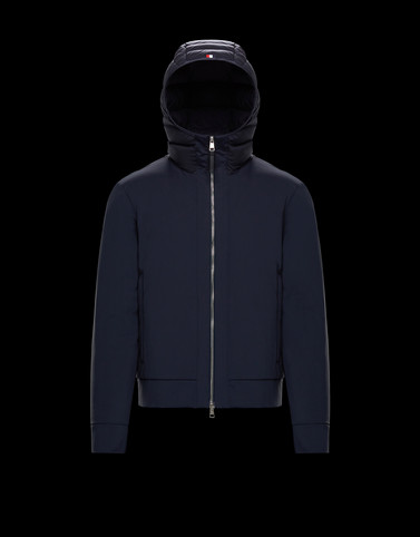 FABIEN Dark blue View all Outerwear
