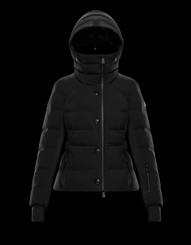 GUYANE Black Grenoble Jackets and Down Jackets