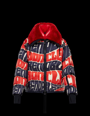 PLARET Red View all Outerwear Woman