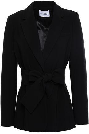 CLAUDIE PIERLOT Victa belted crepe blazer