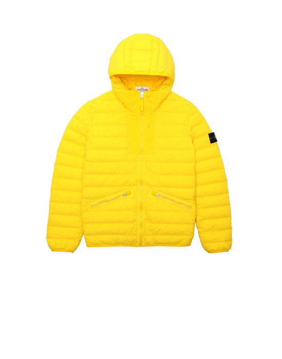 Jacket 40632 LOOM WOVEN DOWN CHAMBERS STRETCH NYLON-TC   STONE ISLAND JUNIOR - 0