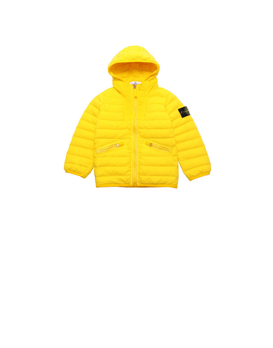 Jacke 40632 LOOM WOVEN DOWN CHAMBERS STRETCH NYLON-TC   STONE ISLAND JUNIOR - 0