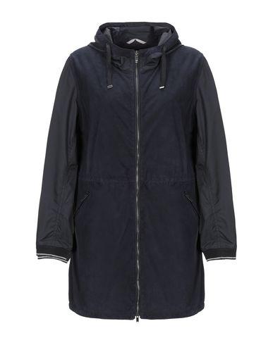Фото - Легкое пальто от JAN MAYEN темно-синего цвета