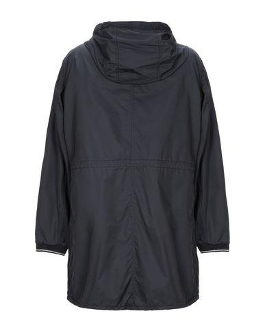 Фото 2 - Легкое пальто от JAN MAYEN темно-синего цвета