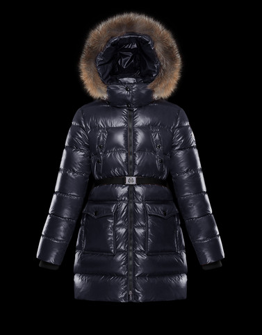 SAGNES Dark blue Junior 8-10 Years - Girl Woman