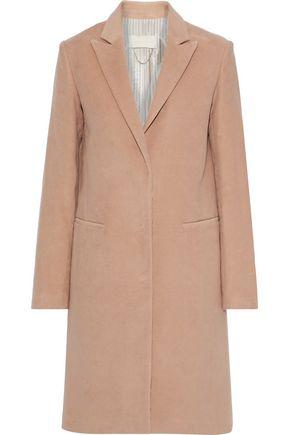 VANESSA BRUNO Washed cotton-twill coat