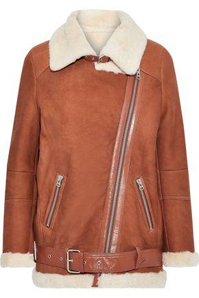 MUUBAA Darma shearling coat