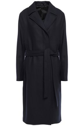 FILIPPA K Victoire belted wool-blend felt coat