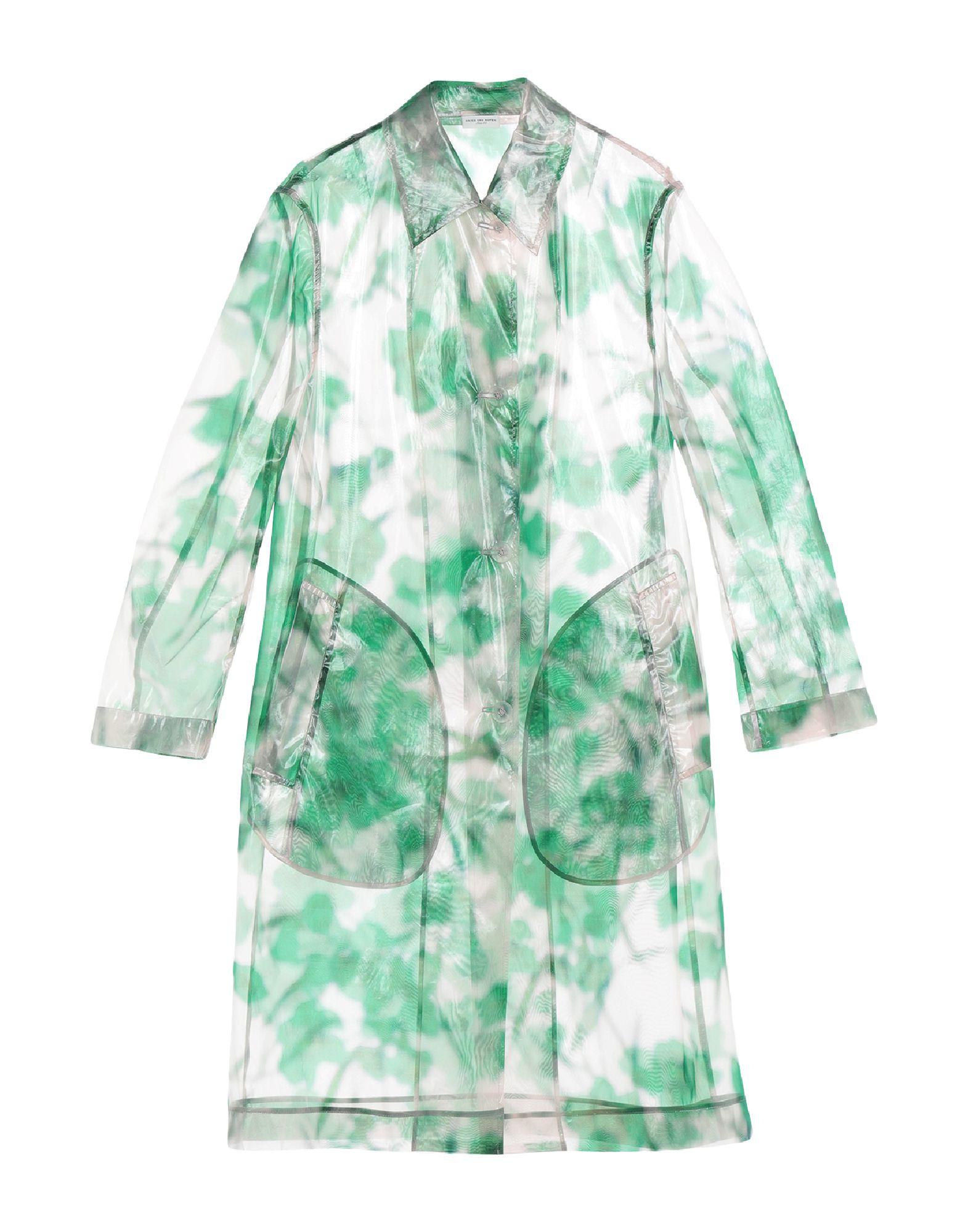 DRIES VAN NOTEN Легкое пальто цены онлайн