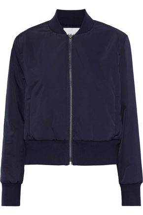 FRAME Shell bomber jacket