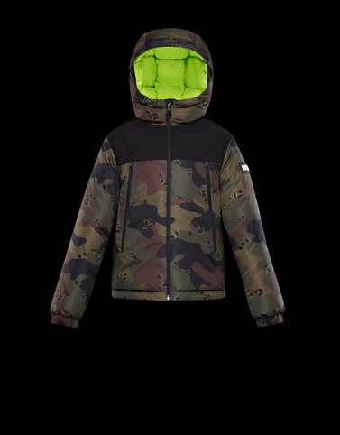 PARELOUP Military green Kids 4-6 Years - Boy