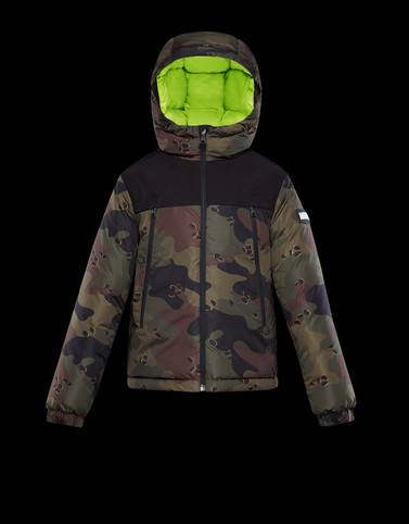 PARELOUP Military green Junior 8-10 Years - Boy Man