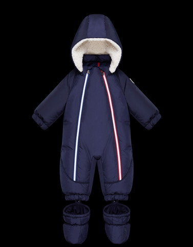 UZIOUS Dark blue Baby 0-36 months - Girl