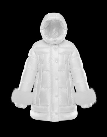 BRIONNAIS White Junior 8-10 Years - Girl Woman
