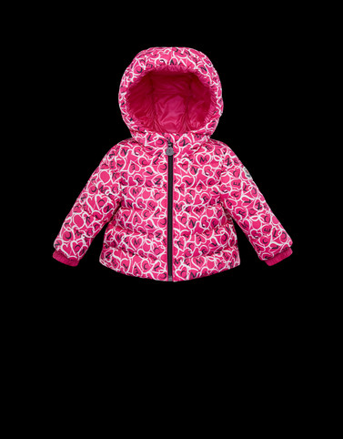 STERNSEE Fuchsia Category Short outerwear