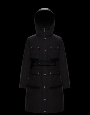 COLORADO Black View all Outerwear Woman