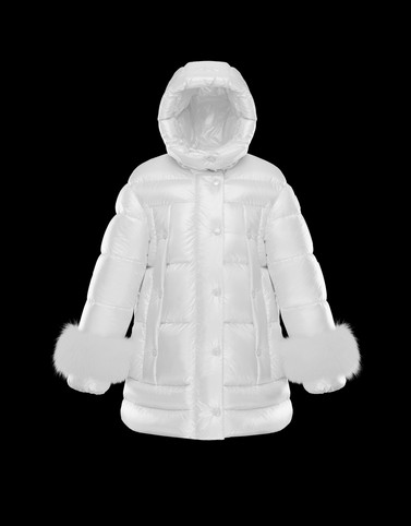 BRIONNAIS White Kids 4-6 Years - Girl Woman
