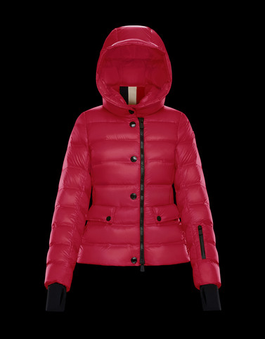 ARMOTECH Mauve Grenoble Down Jackets and Gilets Woman