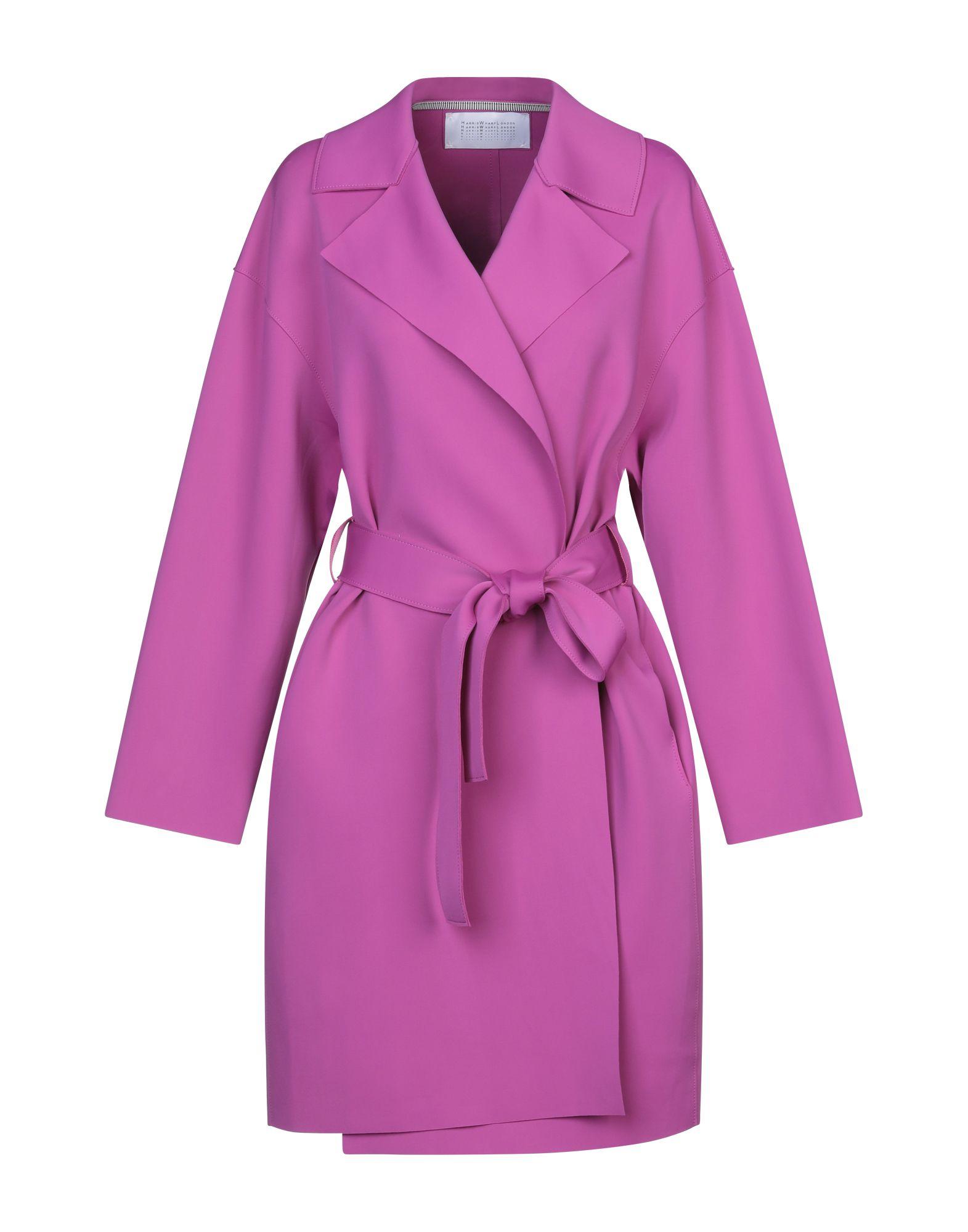 HARRIS WHARF LONDON Легкое пальто temperley london легкое пальто