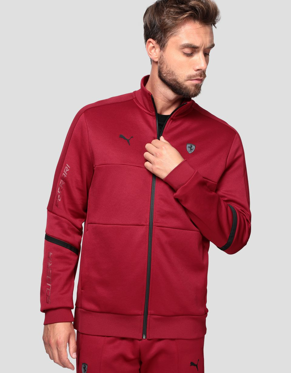 Puma Scuderia Ferrari Track Jacket Cheaper Than Retail Price Buy Clothing Accessories And Lifestyle Products For Women Men