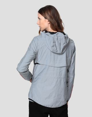 Scuderia Ferrari Online Store - Women's jacket in VISION-X with CLIMAFIT - Raincoats