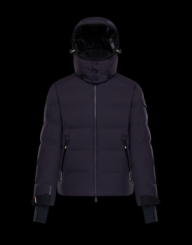 MONTGETECH Dark blue Down Jackets