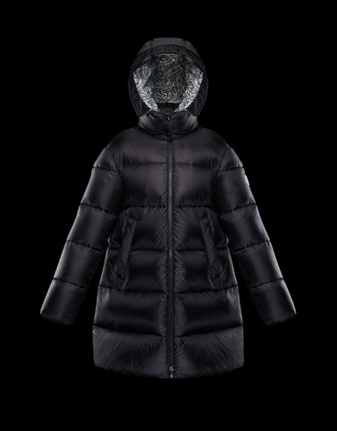 AQUITANE Black Junior 8-10 Years - Girl Woman