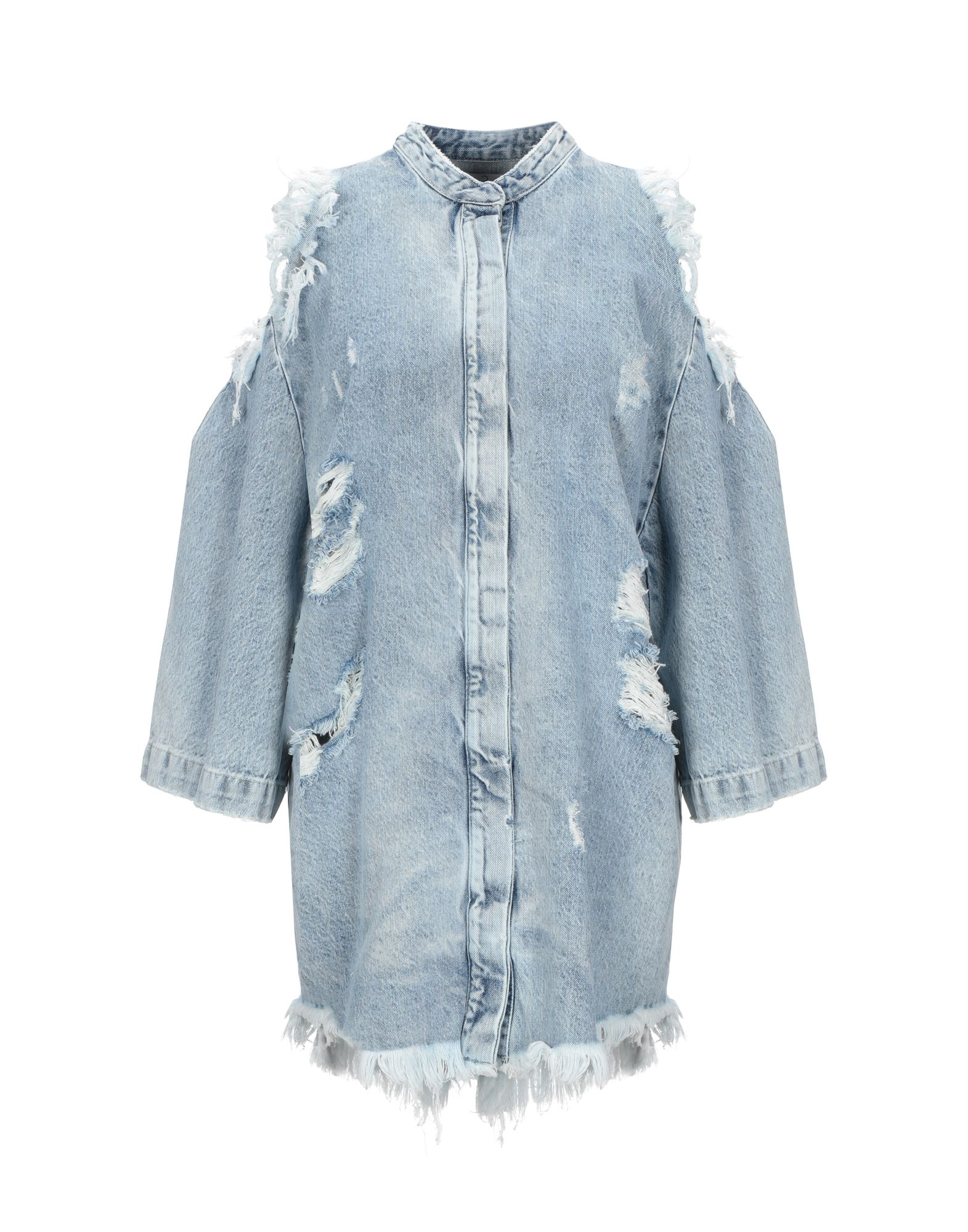 BERNA Джинсовая верхняя одежда
