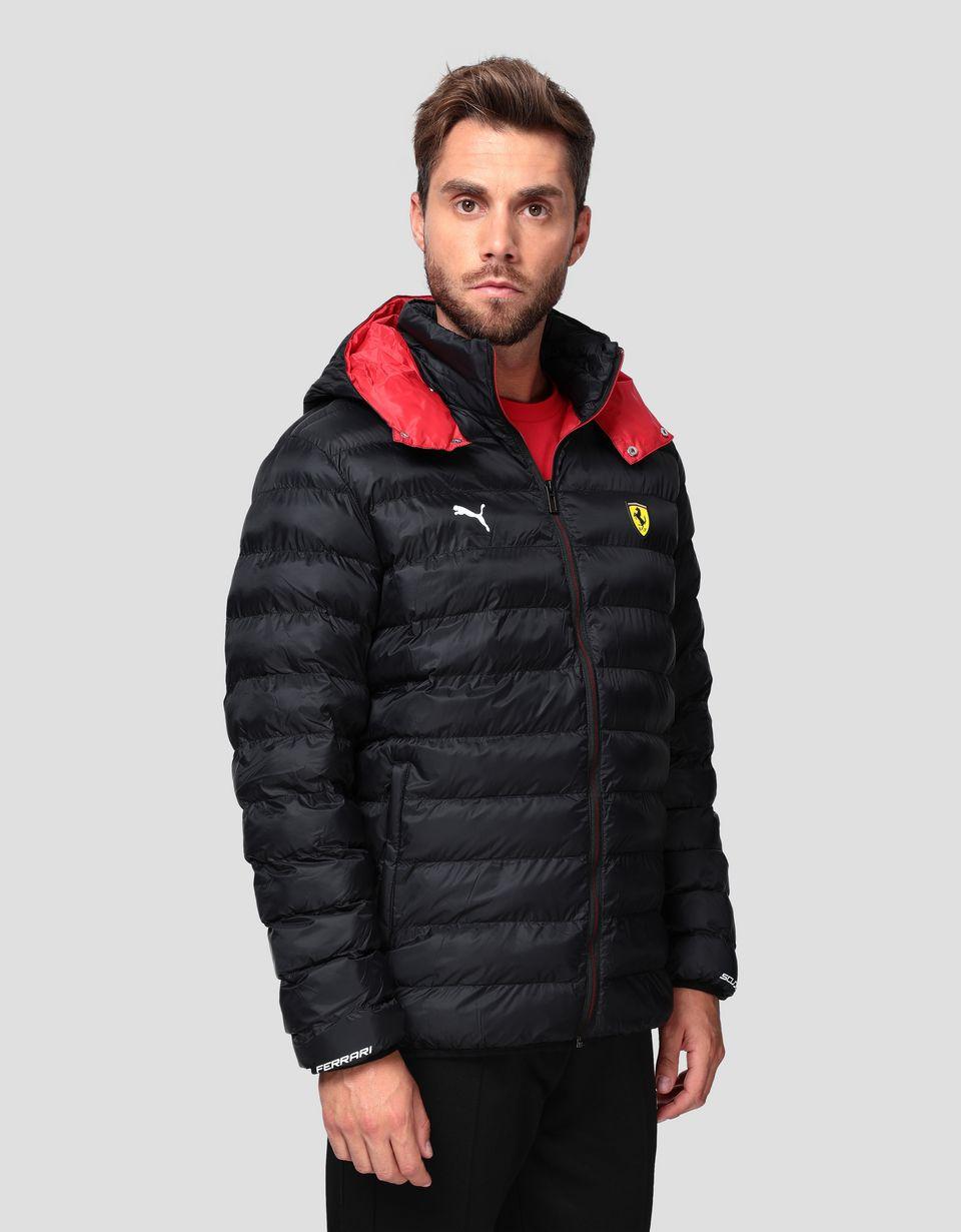 Scuderia Ferrari Online Store - Chaqueta de hombre Puma Scuderia Ferrari Eco PackLite - Chaquetas bómber y de chándal