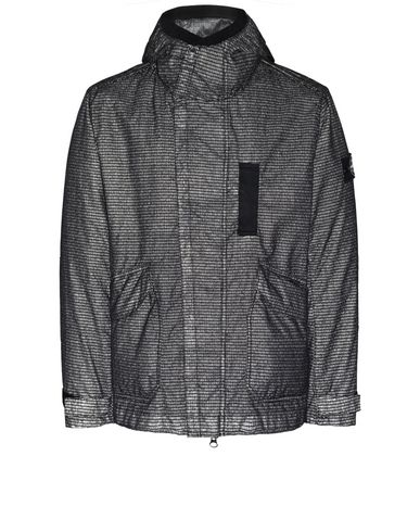 43999 REFLECTIVE WEAVE RIPSTOP-TC WITH PANNO JACQUARD_DETACHABLE LINING