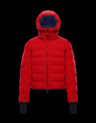 LAGORAI Red Down Jackets Man