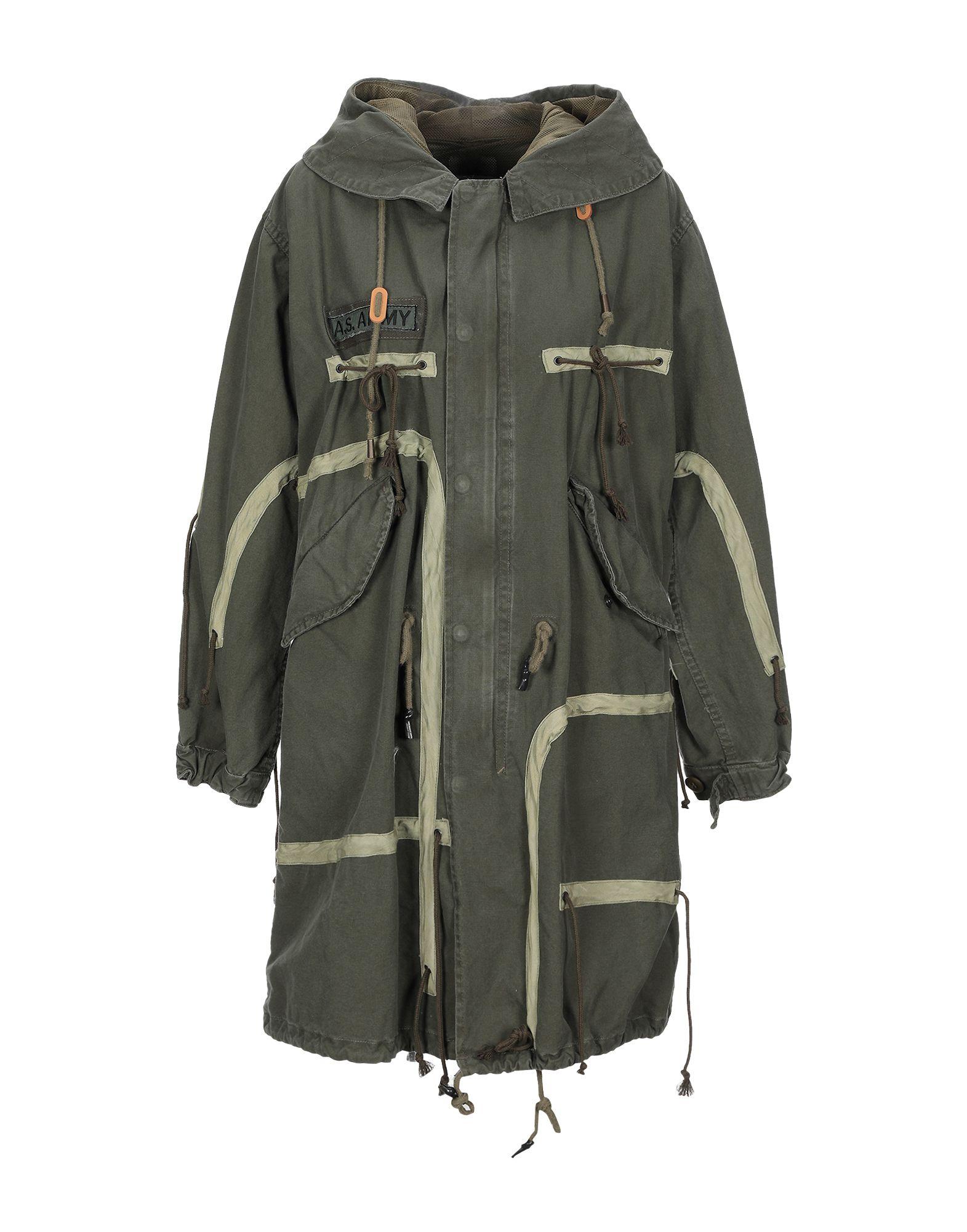 AS65 Пальто