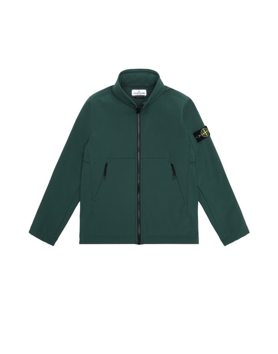 STONE ISLAND JUNIOR LIGHTWEIGHT JACKET Q0130 SOFT SHELL-R