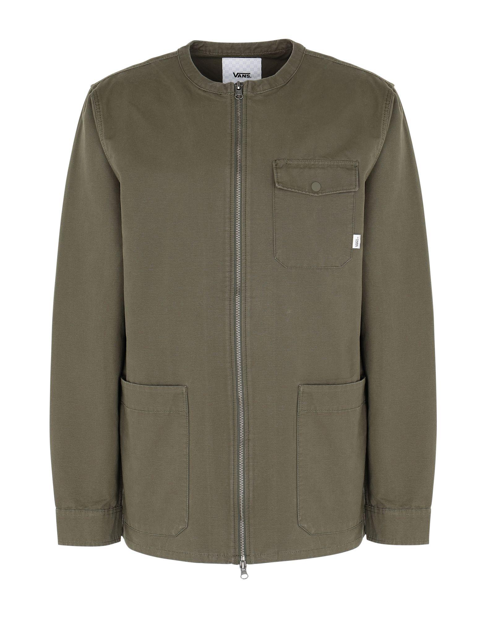 цена VANS Куртка онлайн в 2017 году