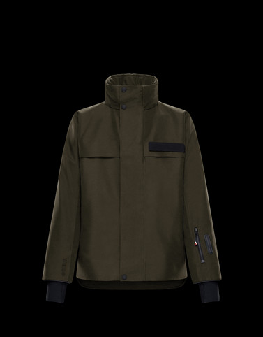 KNIK Military green Category Overcoats