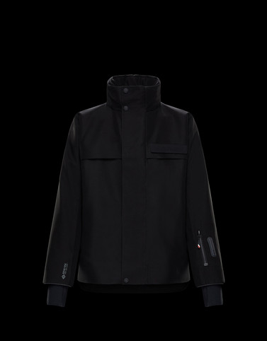 KNIK Black Category Overcoats