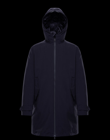 AMIRAL Dark blue Category Parka