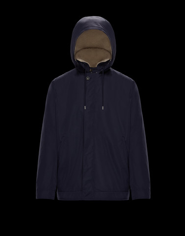 THEOLIER Dark blue Category Parka