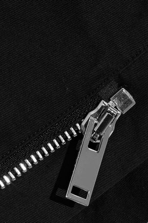 PROENZA SCHOULER PSWL ファスナー付き コットンツイル ジャケット
