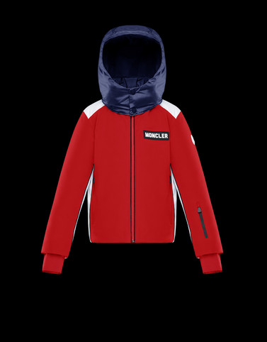 ROND Red Junior 8-10 Years - Boy Man