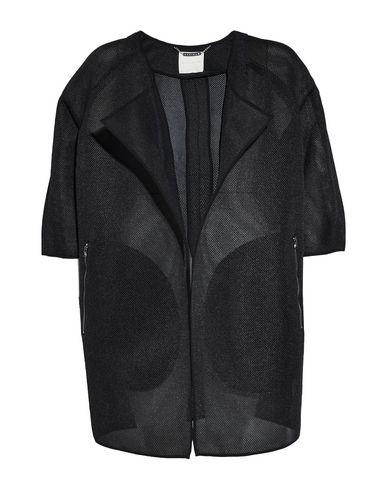 Фото - Легкое пальто от ASHLEY B. черного цвета