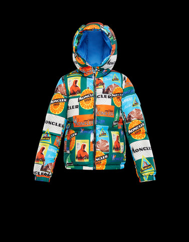 FRESNE Dark green Kids 4-6 Years - Boy