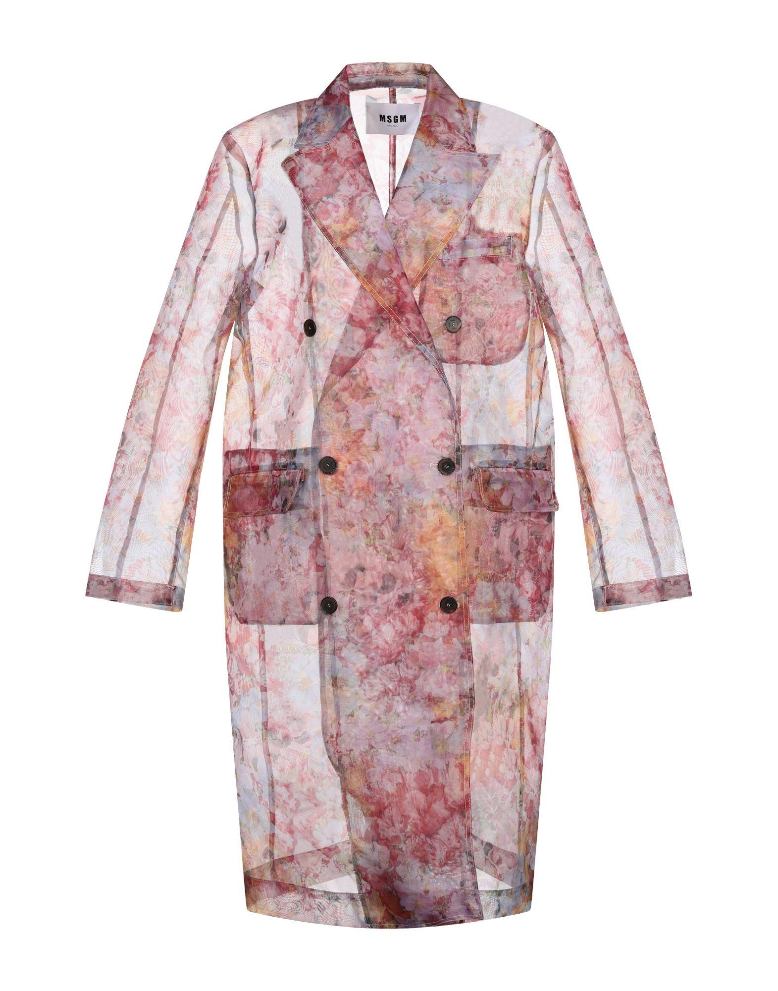 MSGM Легкое пальто msgm легкое пальто