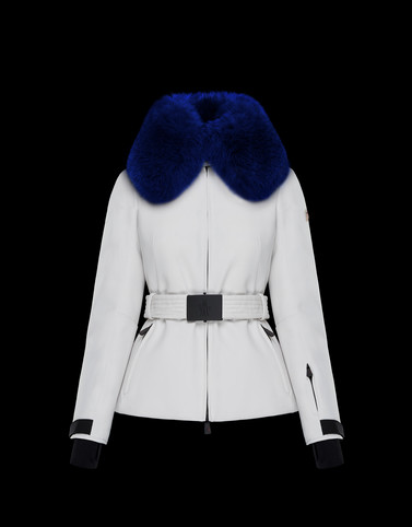 ECRINS White View all Outerwear Woman